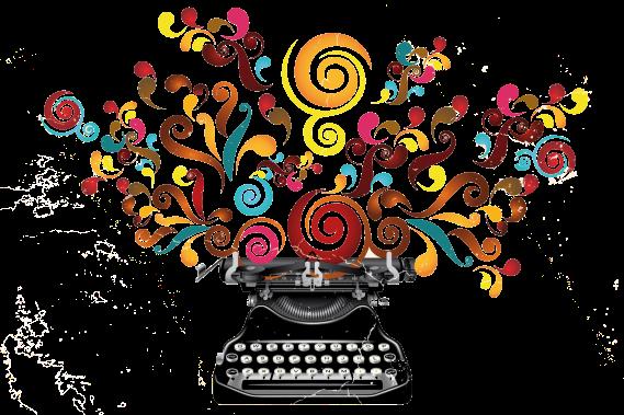 typewriter for website