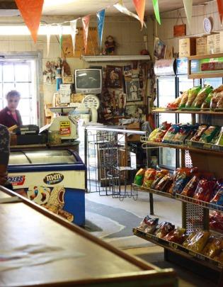 Carolyn Massey and Beatty Street Grocery