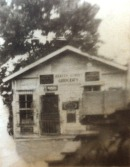 Beatty Street Grocery in 1940