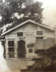 Beatty Street Grocery in 1940