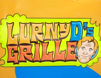 Lurny D's Grille logo