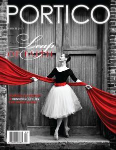Portico Jackson Magazine March 2013