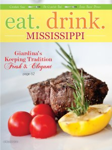 eat.drink.MISSISSIPPI April / May 2013
